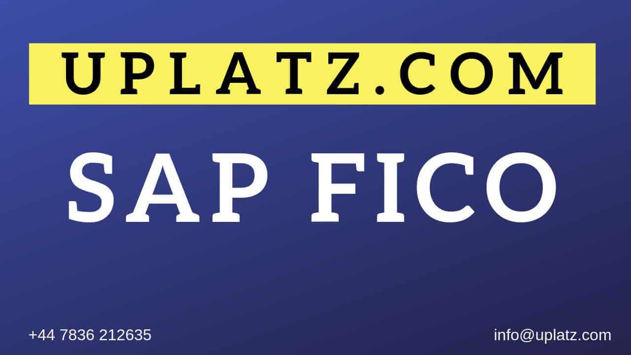 SAP FICO Training & Certification | SAP FICO Online Course