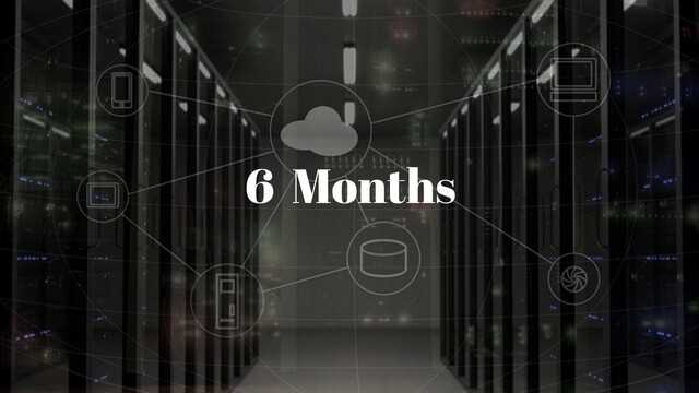 SERVER ACCESS | 6 MONTHS course and certification