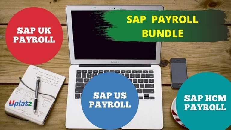Bundle Course - SAP Payroll (SuccessFactors EC Payroll and UK Payroll)