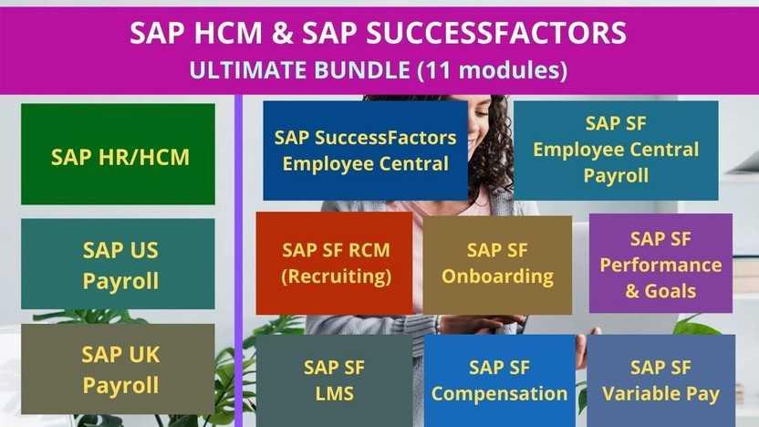 Bundle Ultimate - SAP HCM and SAP SuccessFactors