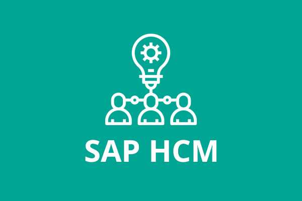 SAP HCM (Human Capital Management)