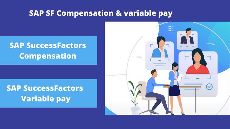 Bundle Course - SAP SF Compensation and Variable Pay