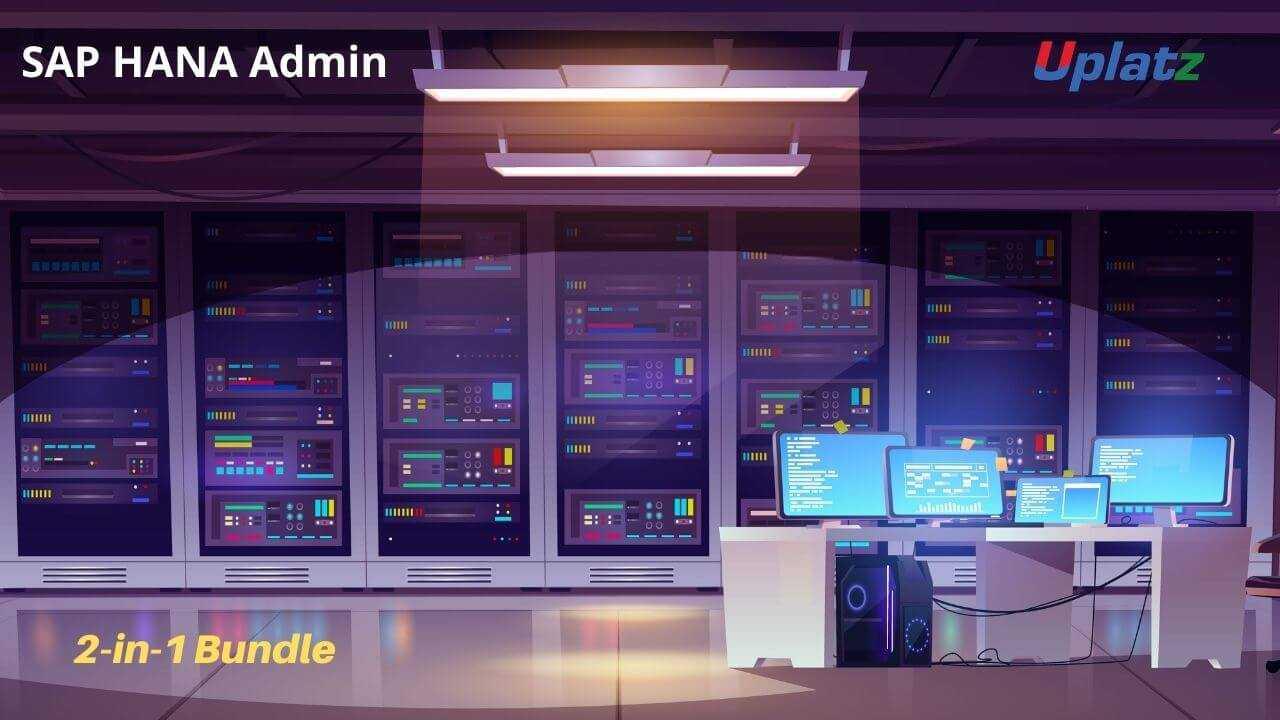 Bundle Multi (2-in-1) - SAP HANA Admin
