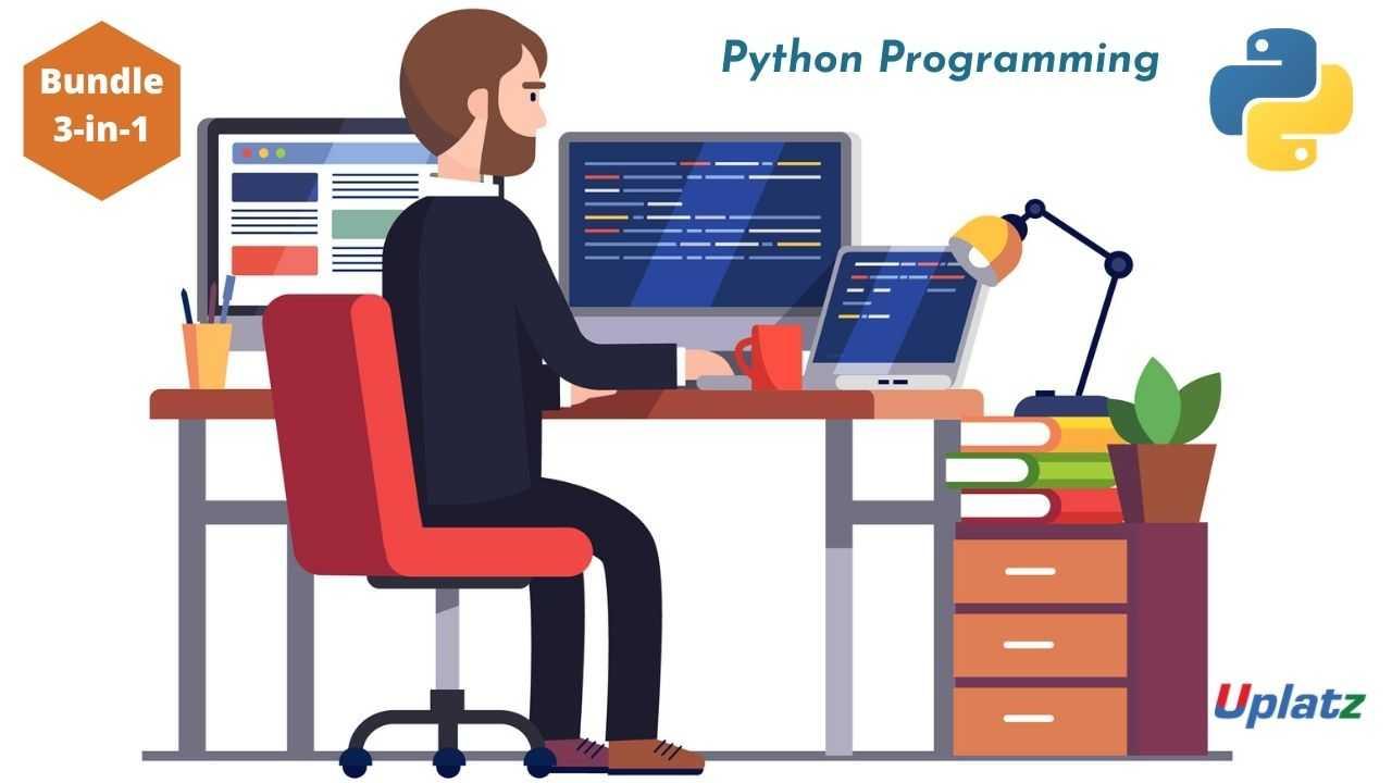 Bundle Multi (3-in-1) - Python Programming