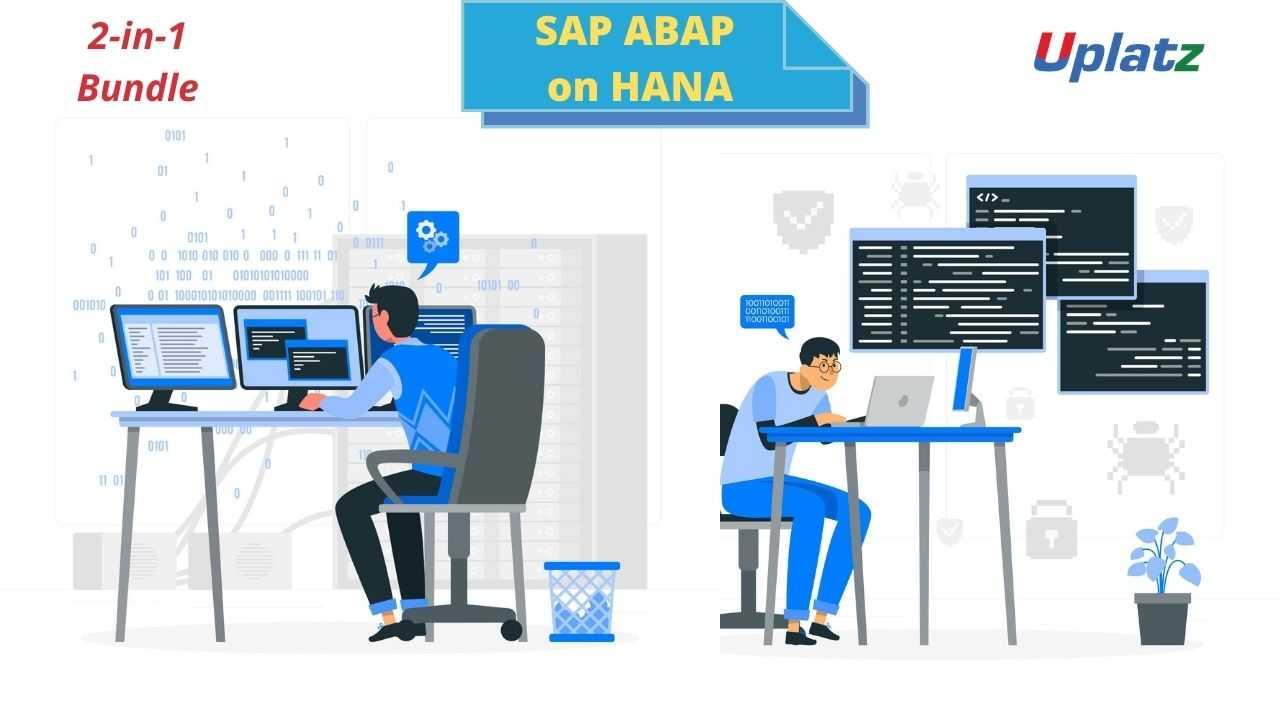 Bundle Multi (2-in-1) - SAP ABAP on HANA