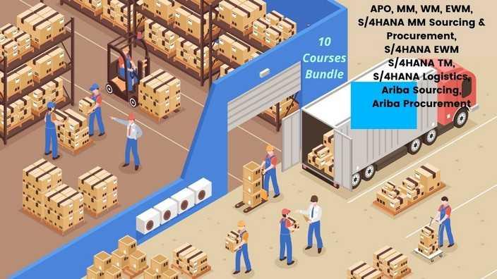 Bundle Course - SAP SCM (Supply Chain Management)