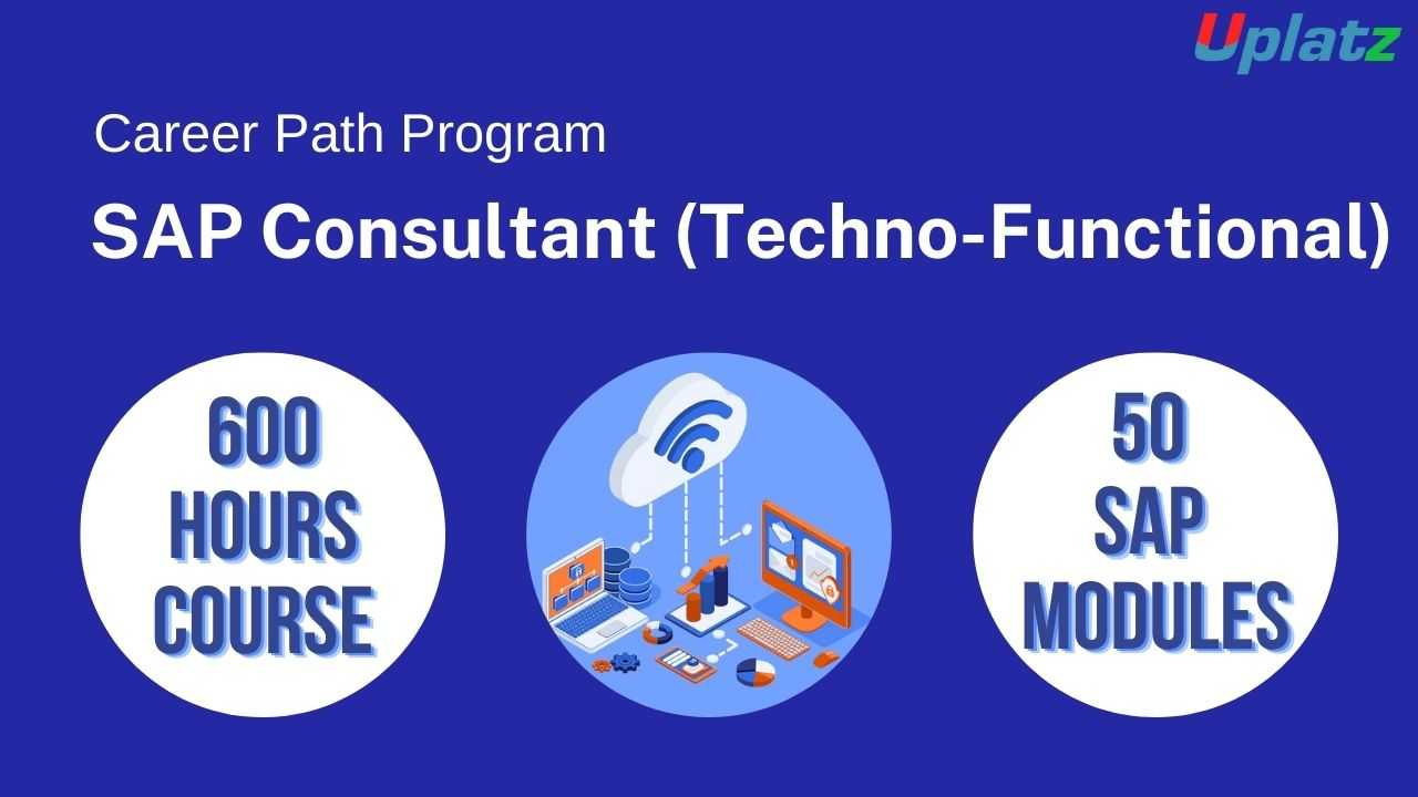Career Path - SAP Consultant (Techno-Functional)