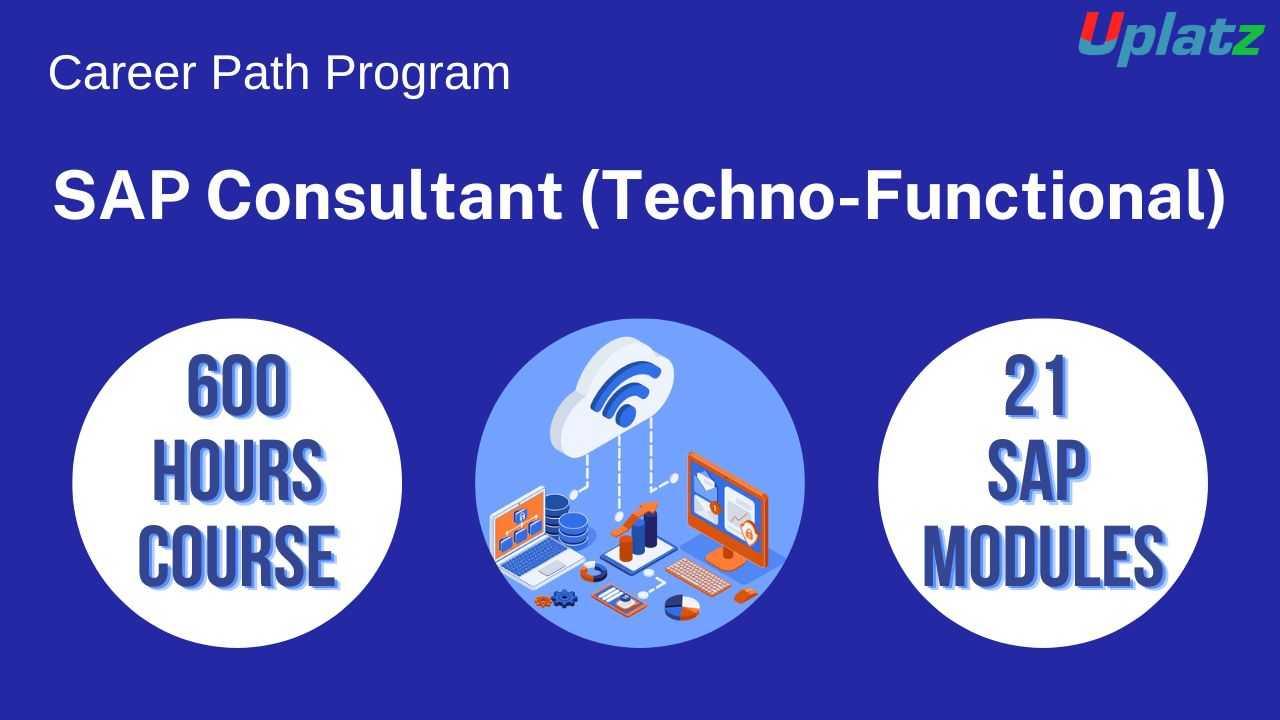 Career Path - SAP Consultant
