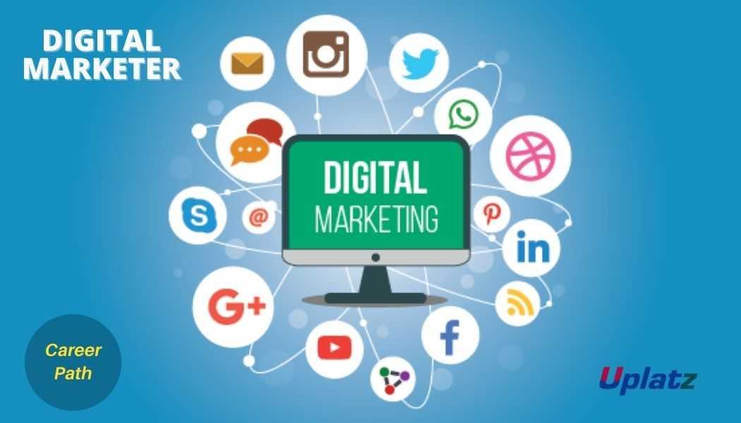 Career Path - Digital Marketer