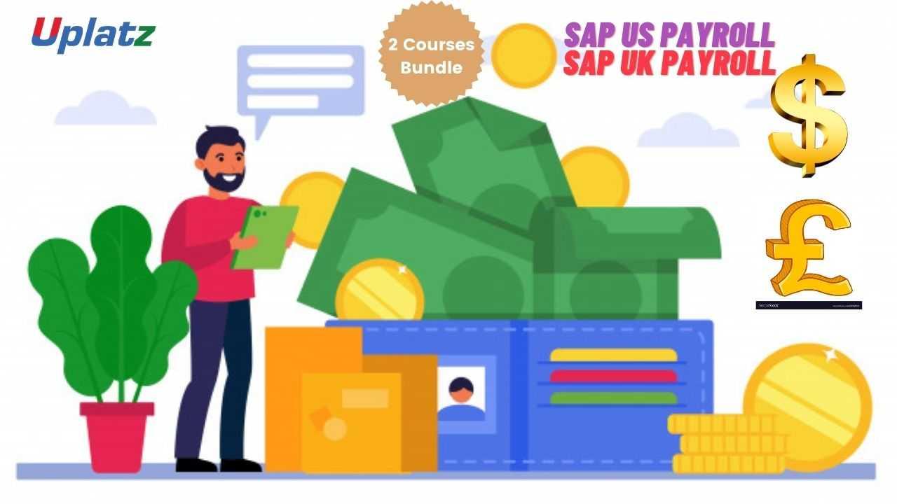Bundle Course - SAP US Payroll and SAP UK Payroll
