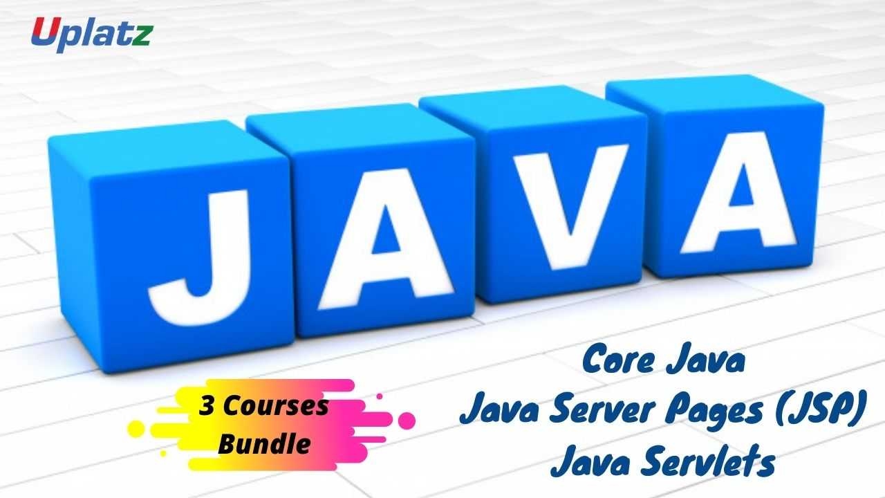 Bundle Course - Java (Core Java - JSP - Java Servlets)