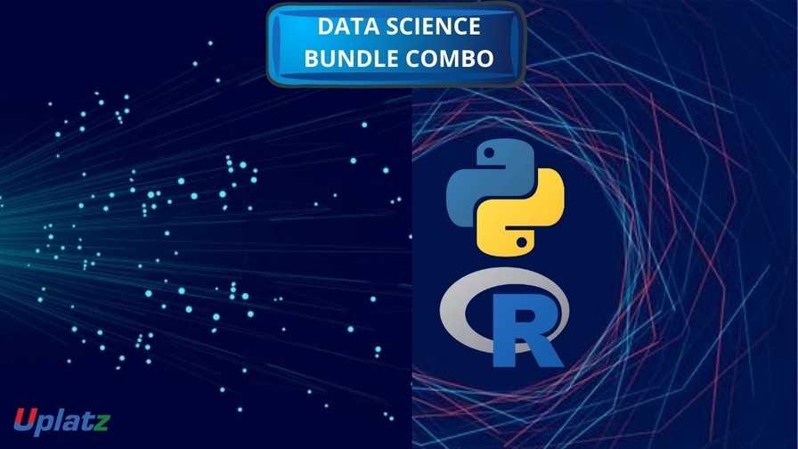 Bundle Combo - Data Science (with Python and with R)