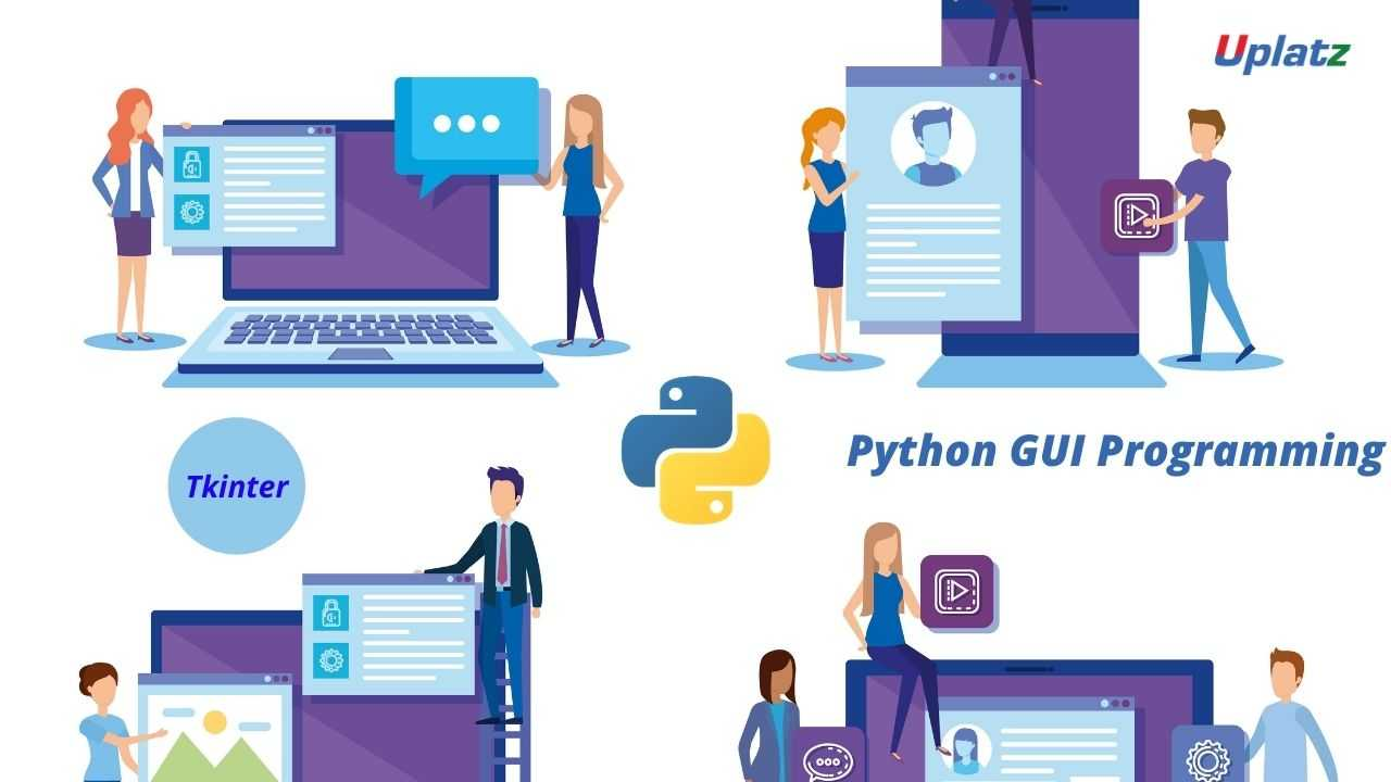 GUI Programming in Python using Tkinter