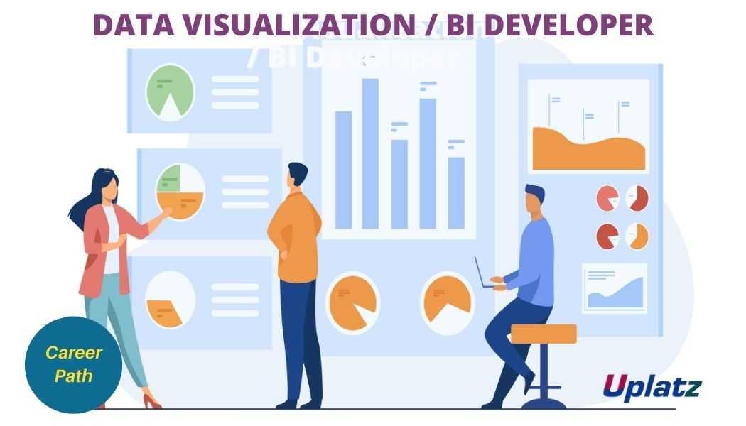 Career Path - Data Visualization / BI Developer