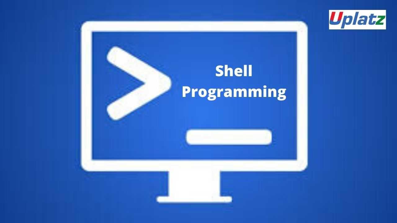 Shells and Shell Programming (BASH)