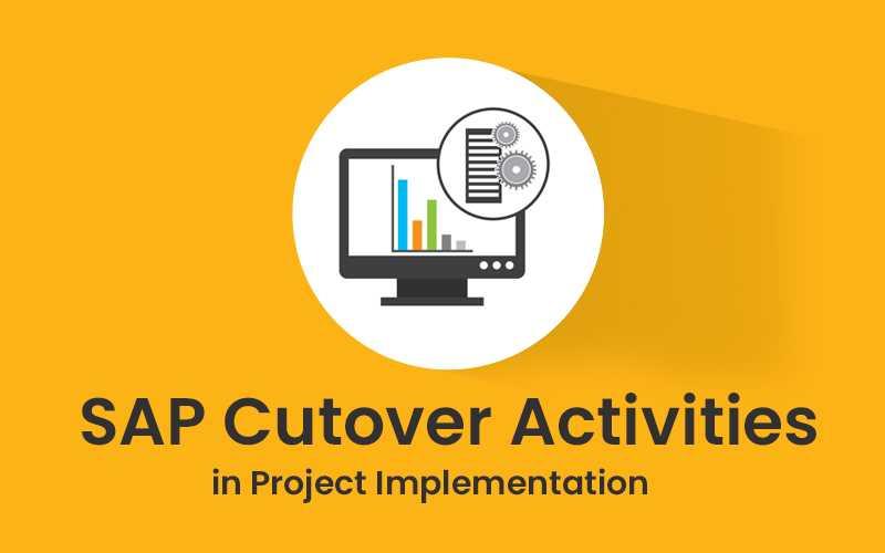 SAP Cutover Management