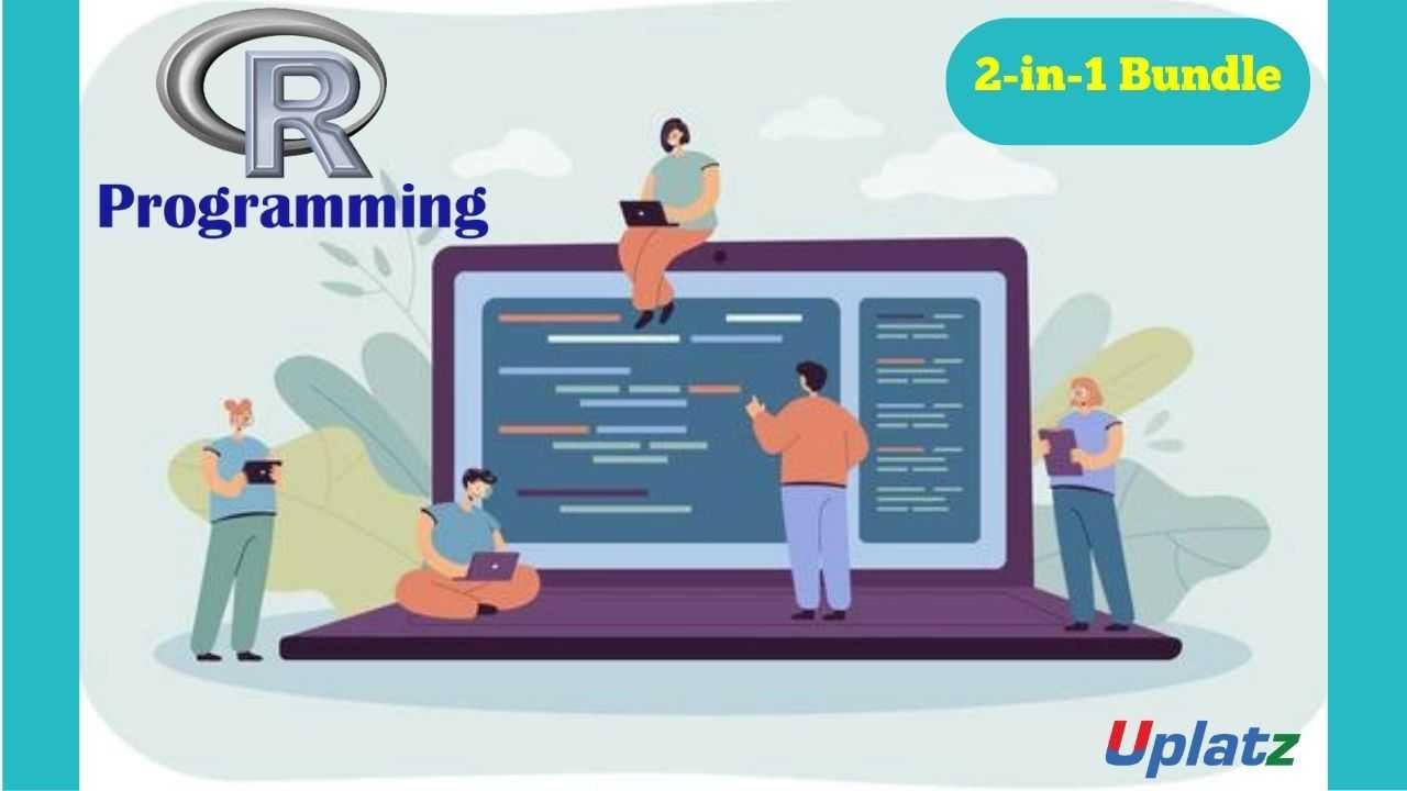 Bundle Multi (2-in-1) - R Programming
