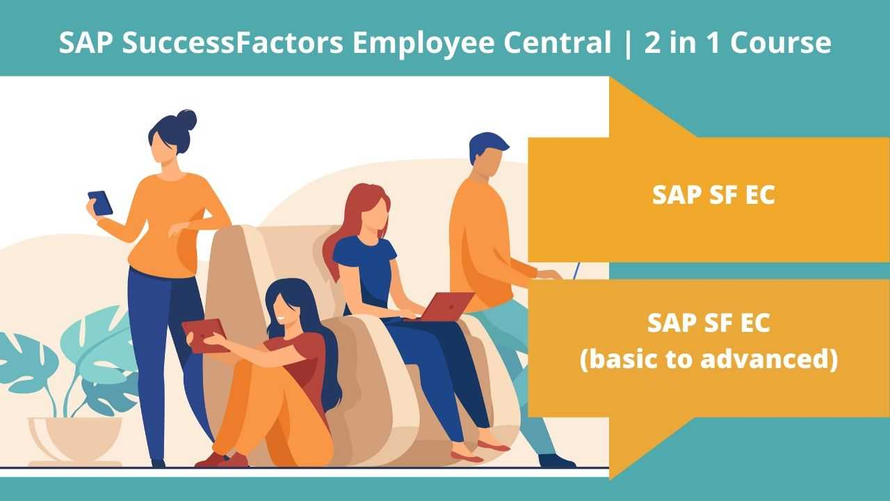 Bundle 3-in-1 Course - SAP SF Employee Central