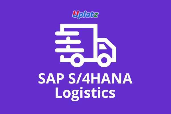 SAP S/4HANA Logistics